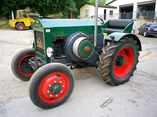 Deutz MTZ Strassenzugmaschine Bj. 1931