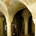 Collégiale Notre-Dame-du-Fort : crypte