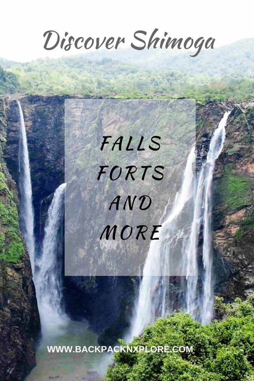 Jog Falls in Shimoga and more. Discover the best of Shimoga in this travel guide #falls #jogfalls #india