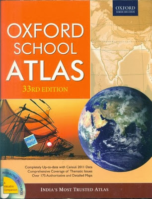 Books) Oxford School Atlas (With CD) By Oxford University