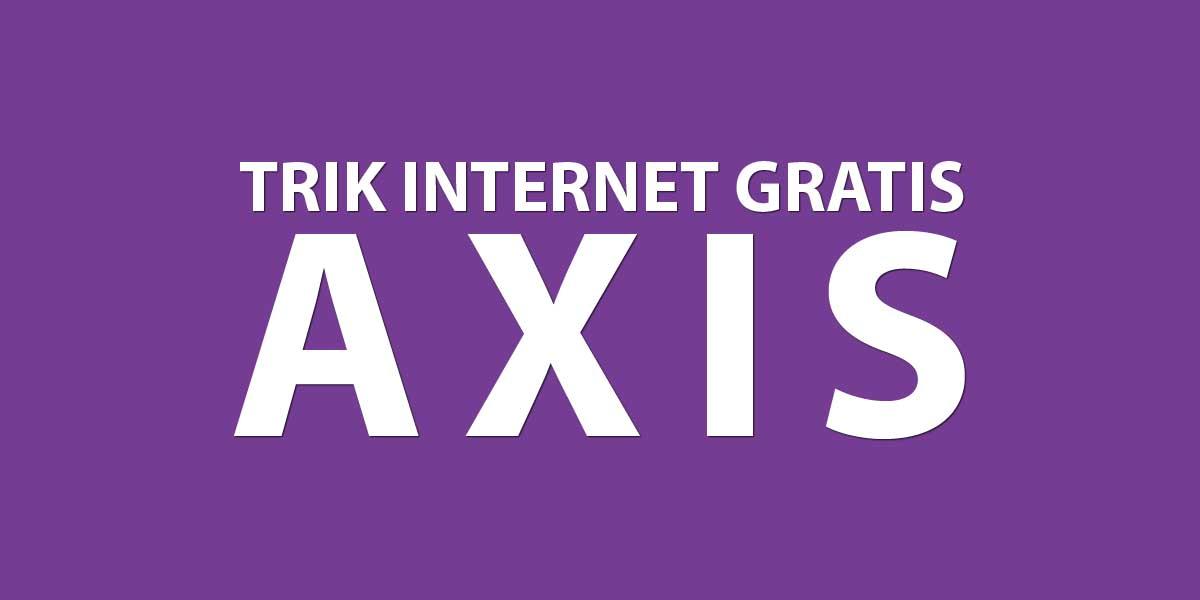 Trik internet gratis Axis unlimited 2018 pakai aplikasi Psiphon