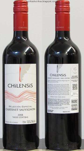 Chilensis Cabernet Sauvignon