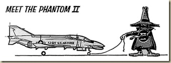 Spook with F-4
