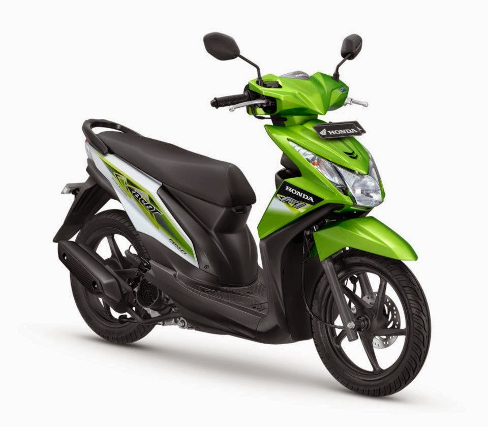 Modifikasi Honda Beat F1 Cw
