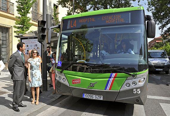 Mejora el transporte urbano de Aranjuez con la reordenación de líneas de autobús