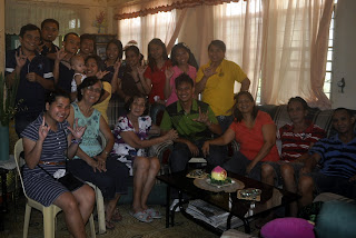 Mark Vasquez' Residence - February 19 Gapan City, Nueva Ecija
