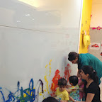 LITTLE PICASSOS AT WORK  !! at Witty World