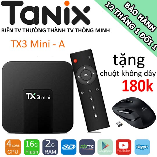 tv box tx3 mini