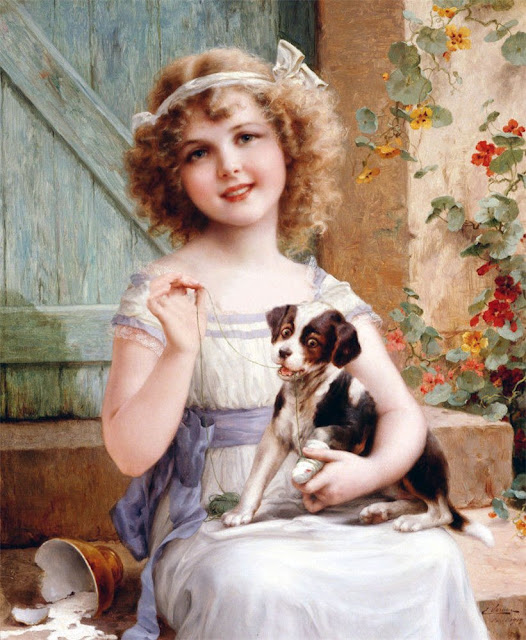 Emile Vernon - Waiting For The Vet.