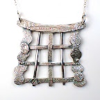2016.05.21: Amazing Woven Silver Pendants 1 to 5:30 pm, at the Artsmiths of Pittsburgh (Mt. Lebanon)