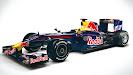Red Bull RB5 left front
