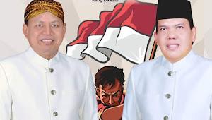 PDIP Usung Zaiful-Siswanto, PKB Dawam-Azwar