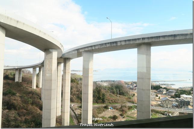 日本四國 高松瀨戶內海大橋到兒島 (42)