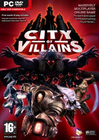 City of Villains - Review-Walkthrough By Simon Graves