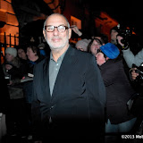 WWW.ENTSIMAGES.COM -  Alan Yentob   arriving at    The Charles Finch & Chanel Pre-BAFTA Dinner at Annabel's in Berkeley Square London February 9th 2013                                                      Photo Mobis Photos/OIC 0203 174 1069