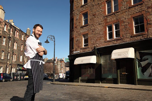 Gerry's Kitchen, Norn, Chef Scott Smith, Edinburgh Restaurants