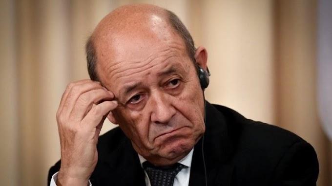 Crisis entre Argelia y Marruecos: Jean-Yves Le Drian convoca a Nasser Bourita.
