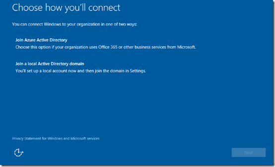 active directory windows 10