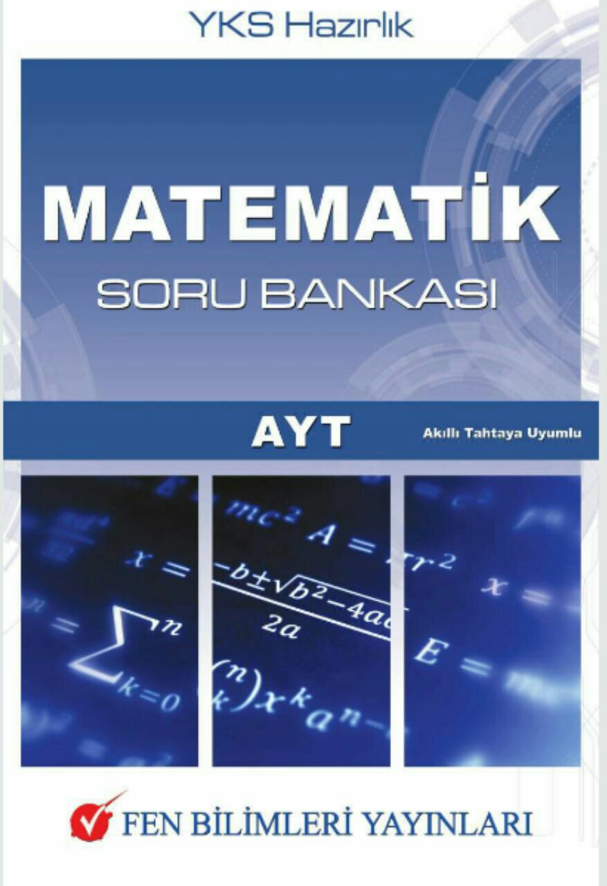 Fen Bilimleri AYT Matematik Soru Bankası