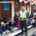 Puluhan Pelajar di Cibadak Diamankan Polisi, Bawa Sajam dan Gir Motor