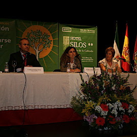 Inauguración 7º Ciclo AECC Montijo