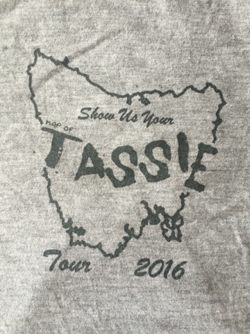 Show Us Your Map Last Post Show Us Your Map Of Tassie Tour - Show-us-your-map-of-tassie