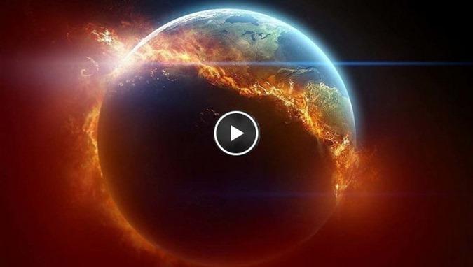batalha extraterrestre para proteger a Terra