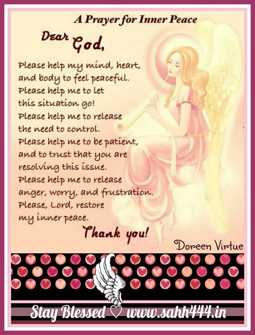 Sparkling Angels Holistic Healing: Message and Prayer for