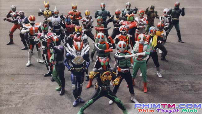 Liệu bạn có nhớ 8 đội siêu nhân Nhật Bản đình đám này? - Ảnh 6.