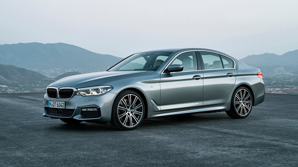 new bmw 5-series front