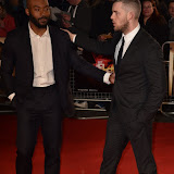 OIC - ENTSIMAGES.COM - Arinze kene and Russell Tovey at the  BFI Flare: opening gala - The Pass in London 16th March 2016 Photo Mobis Photos/OIC 0203 174 1069