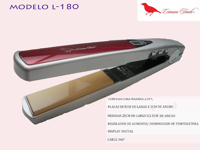 Alaciadora Modelo 117 P
