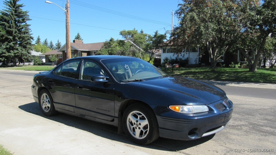 1998 Pontiac Grand Prix Coupe Specifications Pictures Prices
