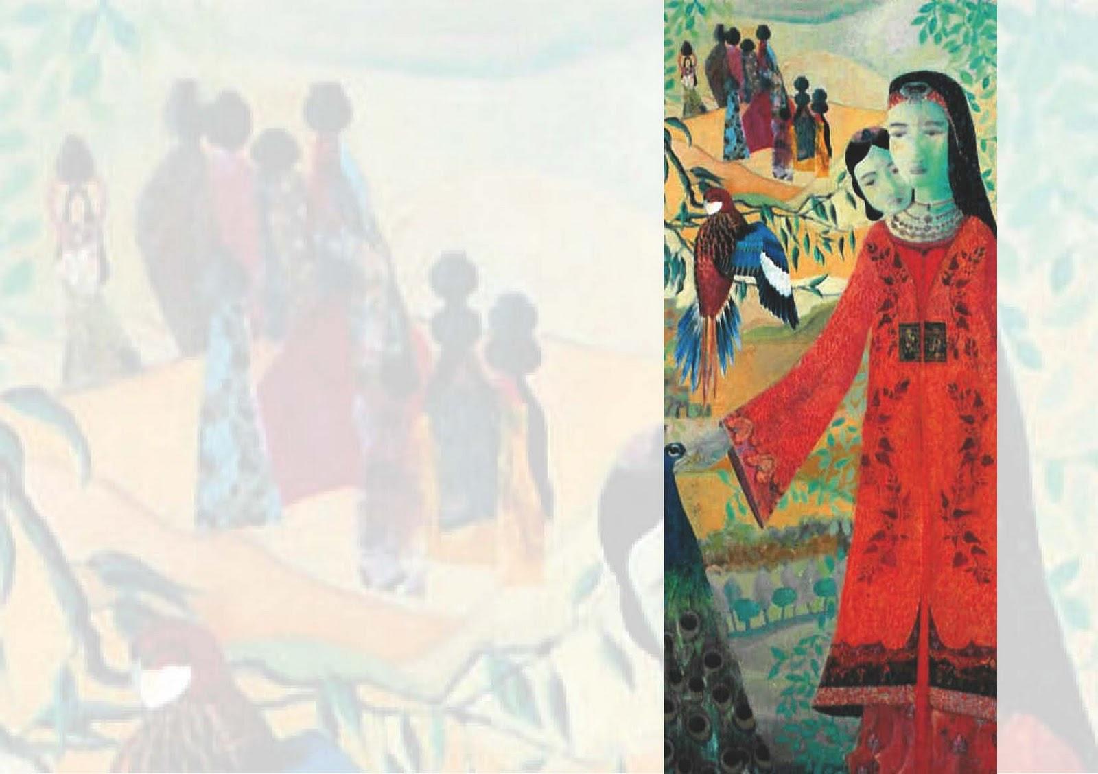 Sophie girard artiste peintre for Artiste peintre dordogne