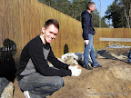 """Mariusz Wesołek - zwycięzca konkursu """"Zrób to sam w ogrodzie"""""""