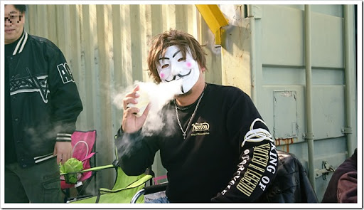 DSC 0026 thumb%25255B2%25255D - 【VAPERの休日】愛知爆煙会「不審者とBBQとシイタケとシーシャで楽しむ秋の空」