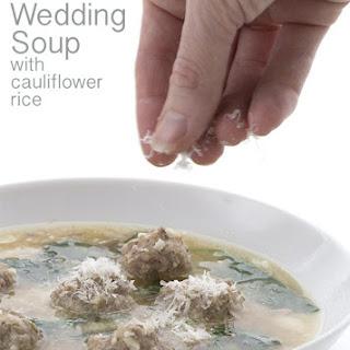 Low Carb Italian Wedding Soup.