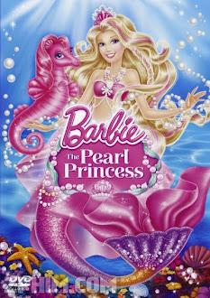 Barbie: Công Chúa Ngọc Trai - Barbie: The Pearl Princess (2014) Poster