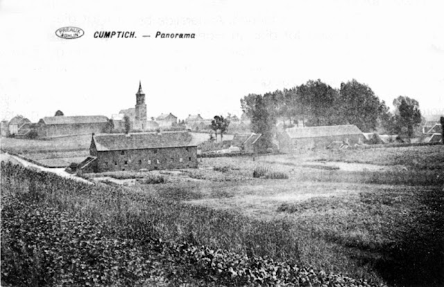 Figuur 2: Panoramisch zicht rond 1913.