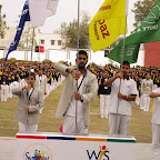Synergy  - Annual Sports Meet (Opening Ceremony) 18-1-2016