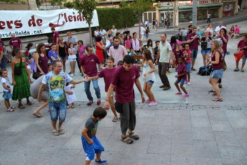 Festa infantil i taller balls tradicionals a Sant Llorenç  20-09-14 - IMG_4418.jpg