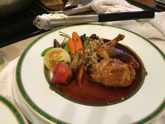 Cuisine - Grilled%2BHerbed%2BBreast%2Bof%2BChicken%2Bwith%2BLeeks%2Band%2BSpinach%252C%2BDemi-Glace.JPG