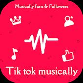 TIKTOK Musically Followers & Likes Mod