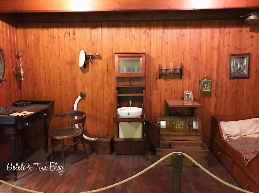 Visitar museo marítimo de asturias con niños
