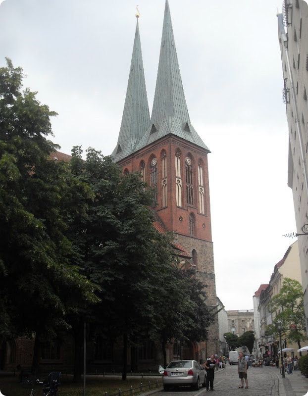 Nikolai Viertel, Berlin