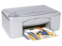 Download HP PSC 1217 All-in-One Printer drivers and setup