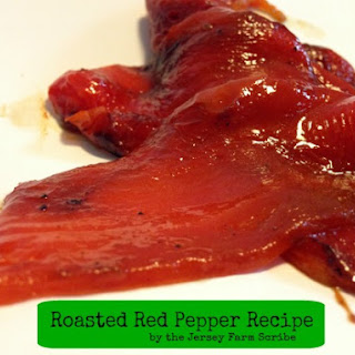 Delicious Roasted Red Pepper.