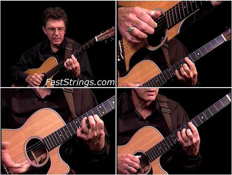John Carlini - Chord Solo Guitar Volume 1
