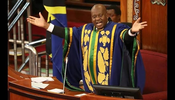 Spika Ndugai: Waziri Mwambe Ana Majibu ya Hovyo, ni Jeuri