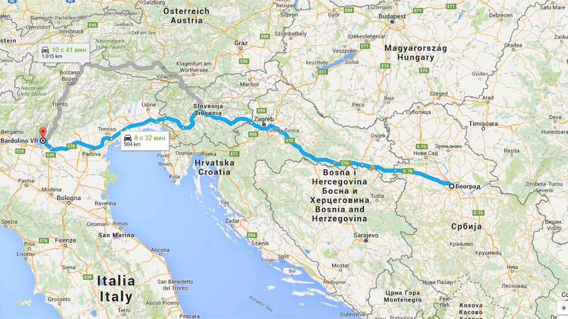 Portal Putovanja U Srcu Garda Lago Di Garda